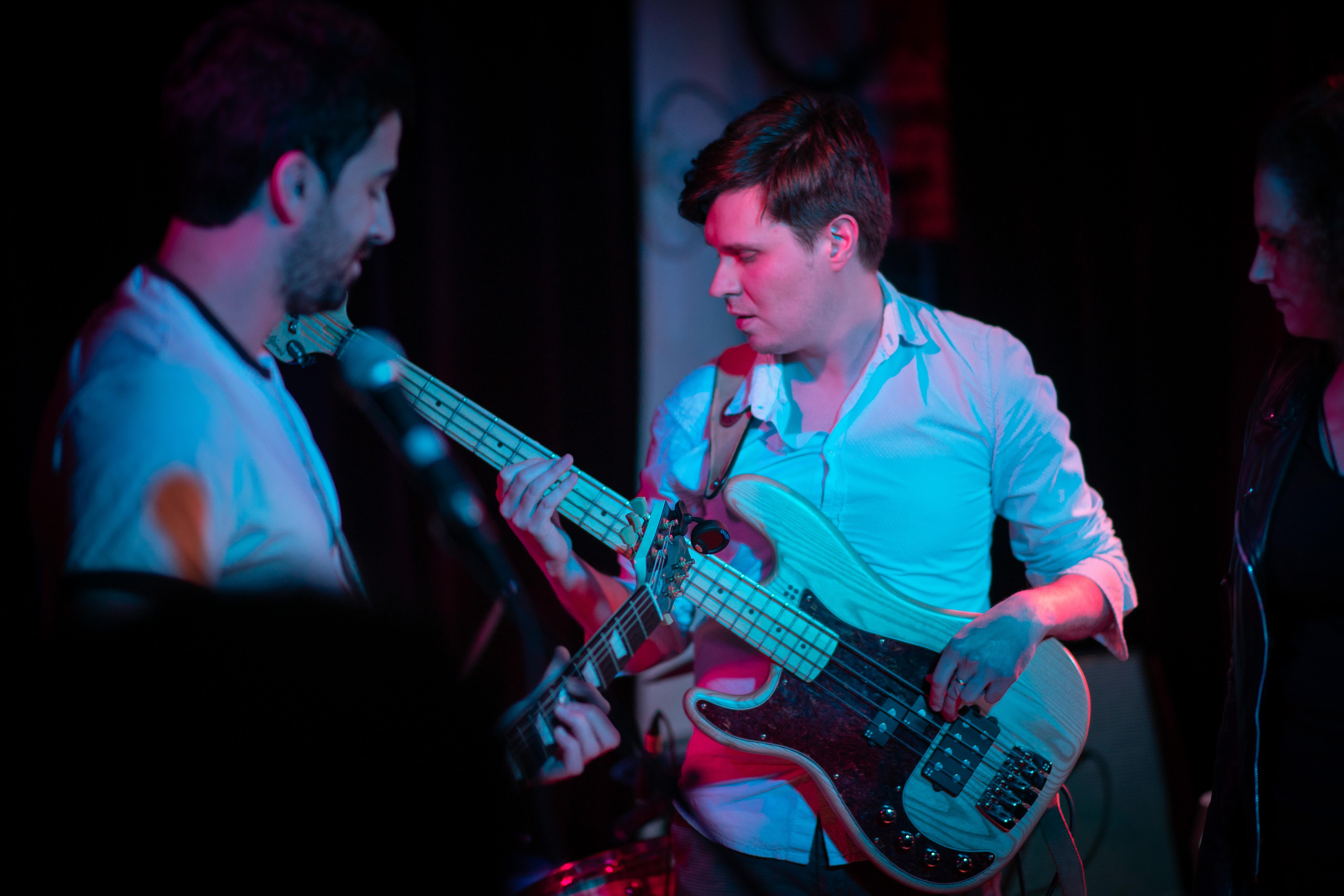 JamSpace bassistes