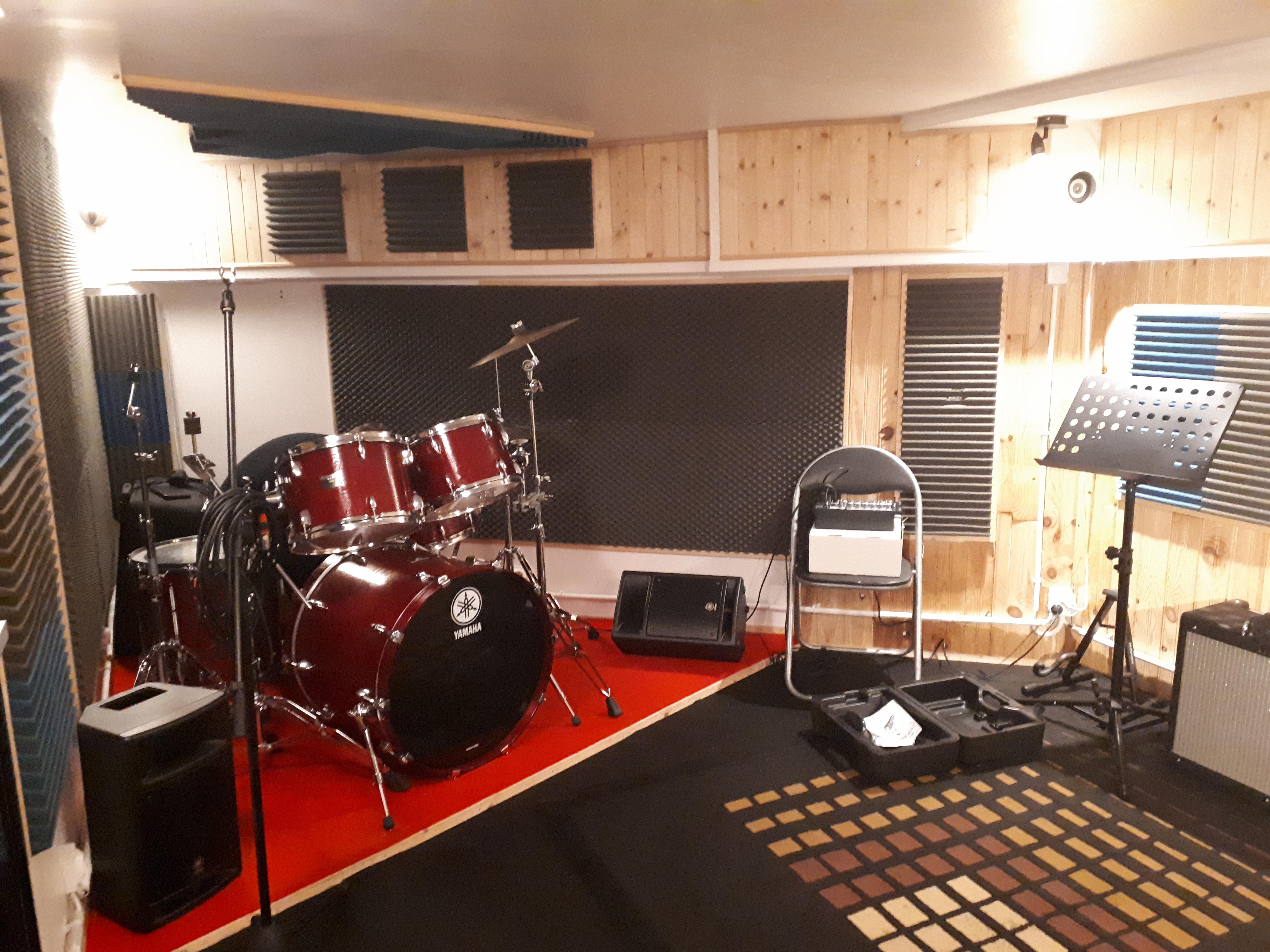 Studio JamSpace 1