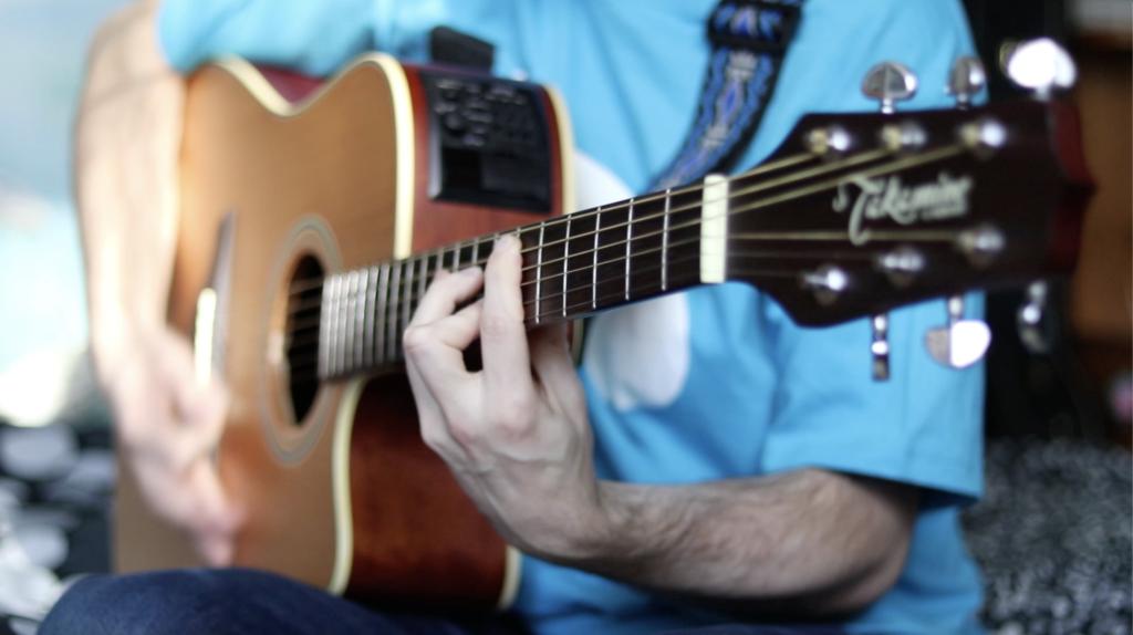 Enregistrer sa guitare à la maison