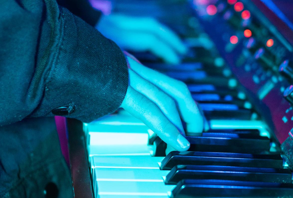 Enregistrer son clavier ou piano à la maison