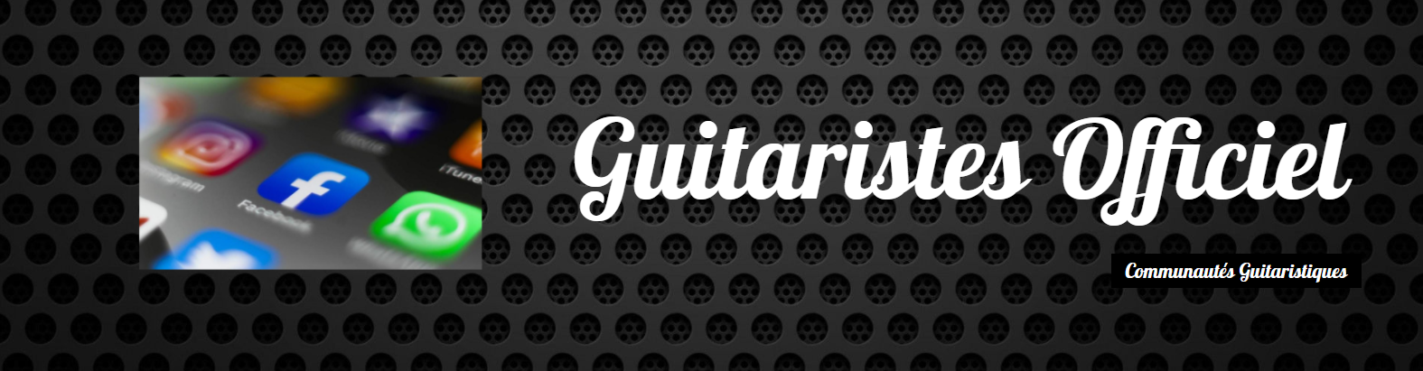 Guitaristes Officiel