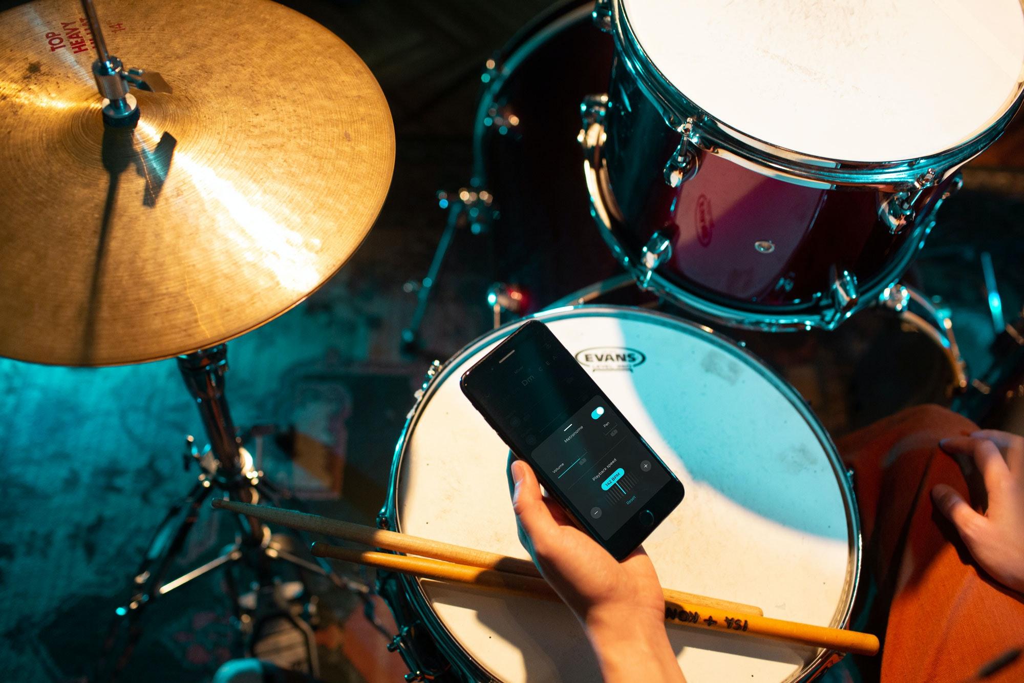 Applications pour développer sa pratique musicale
