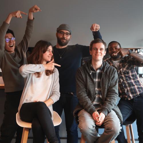 JamSpace: l'équipe